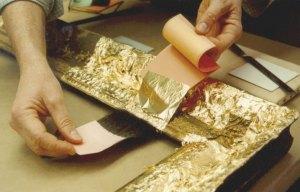 Thin Gold Sheet