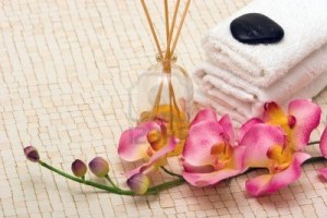 1150158-spa-towels-fragrance-sticks-and-pink-orchid
