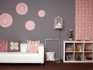 pink-gray-color-pretty-grey-wall-pink-curtains-combination-idea-formal-girly-unique-living-room-decor-idea-decoration-fun-elegant-unique-cute-wall-texture