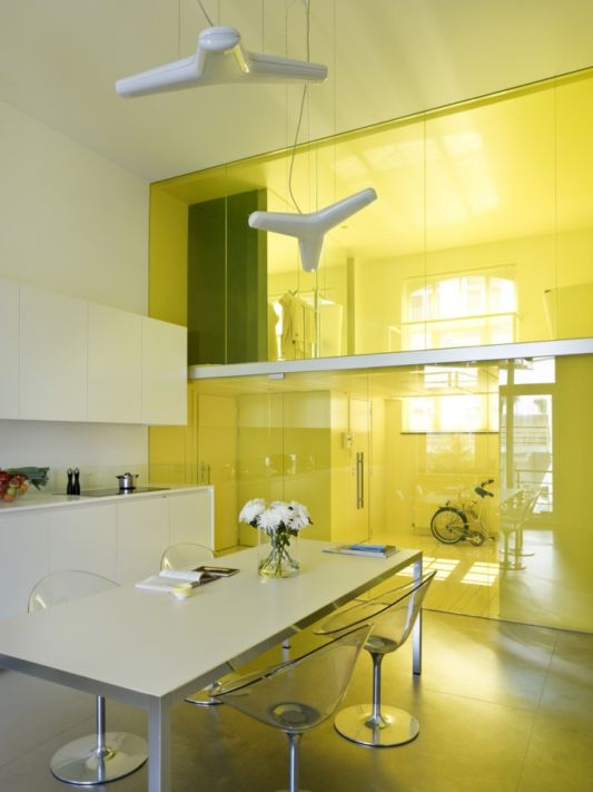 yellow-transparent-glass-partition-ideas-8