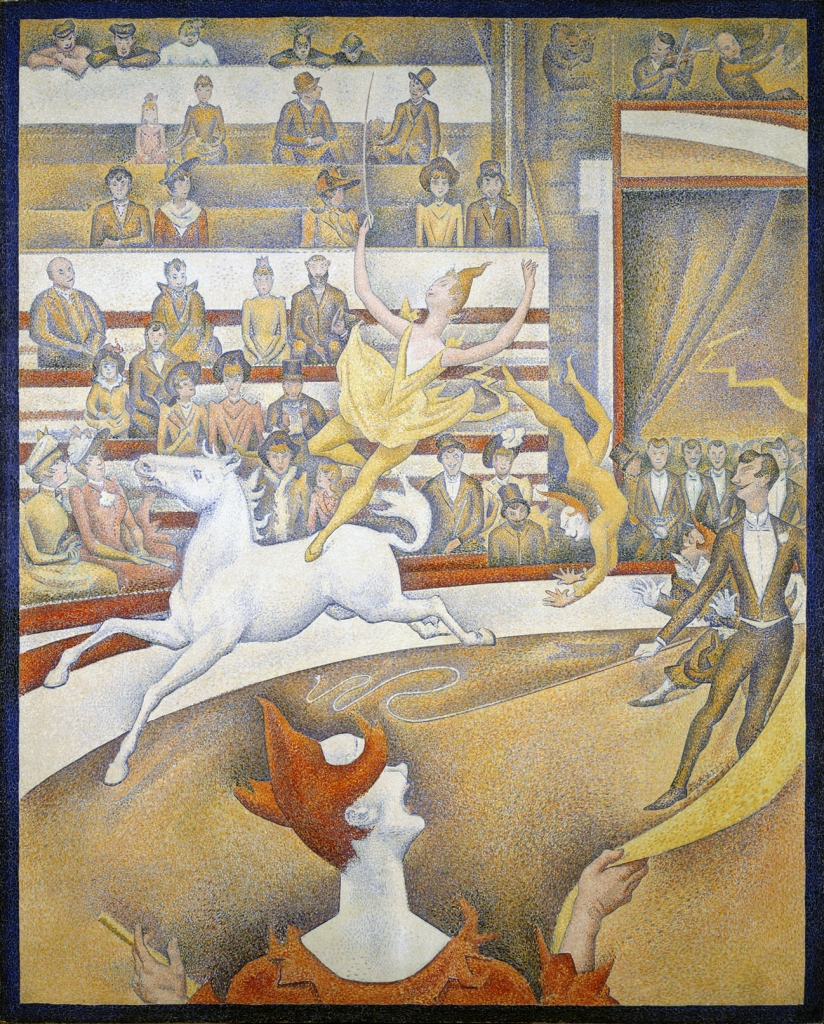 Ocher Art Georges Seurat The Circus.jpg