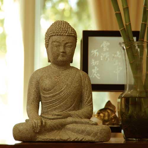 Serene-Buddha