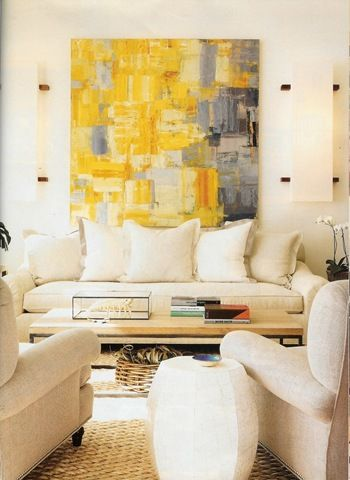 Decorating with yellow - western-interiors-augsept08_modern-yellow